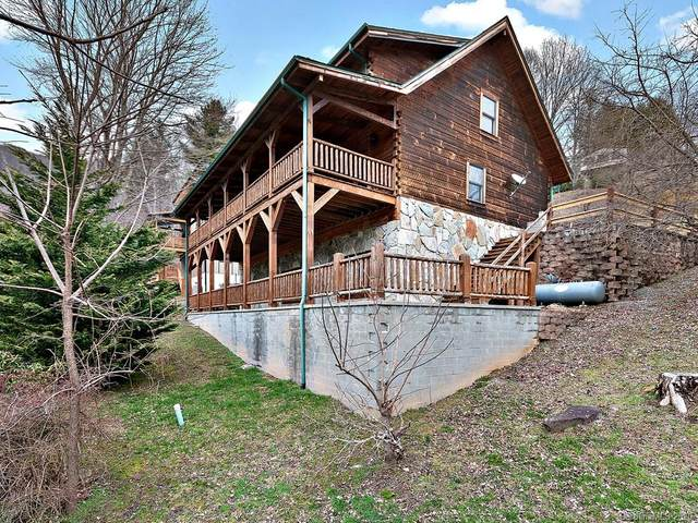 22 Turtle Drive, Maggie Valley, NC 28751 (#3599990) :: MartinGroup Properties
