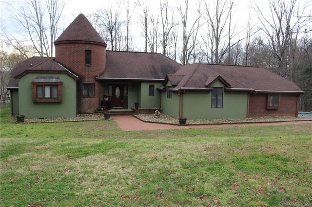 37 Deep Woods Drive, Marion, NC 28752 (#3600539) :: Miller Realty Group