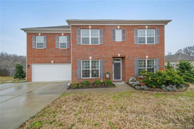 867 Swaying Oaks Court SE, Concord, NC 28025 (#3600769) :: MartinGroup Properties