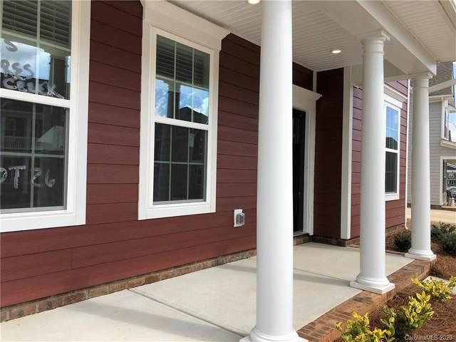 1115 Claires Creek Lane #26, Davidson, NC 28036 (#3600912) :: MartinGroup Properties