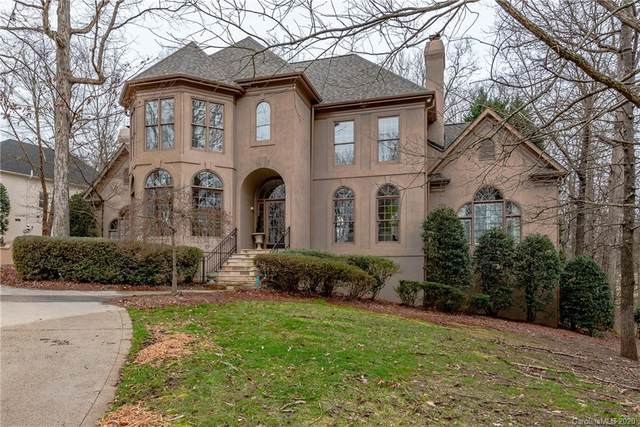 4725 Old Course Drive, Charlotte, NC 28277 (#3601143) :: MartinGroup Properties