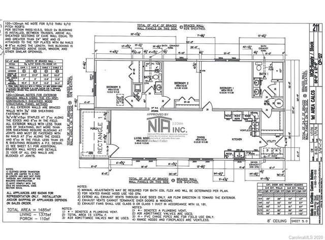 59 Indian Paintbrush Lane #21, Alexander, NC 28701 (#3601274) :: MartinGroup Properties