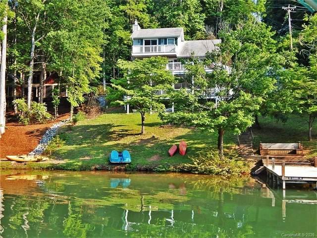 191 Garner Drive, Lake Lure, NC 28746 (#3602155) :: Caulder Realty and Land Co.