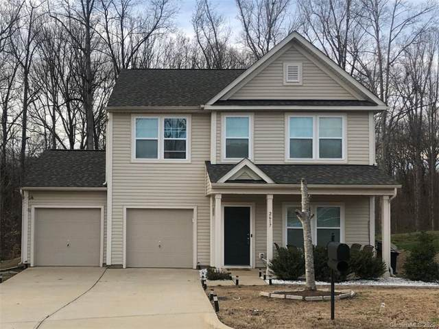 2617 Andes Drive, Statesville, NC 28625 (#3602517) :: Carlyle Properties