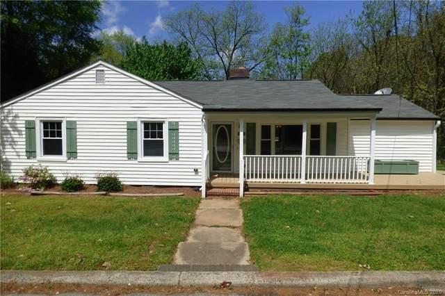 809 Alexander Street, Lincolnton, NC 28092 (#3602518) :: The Elite Group