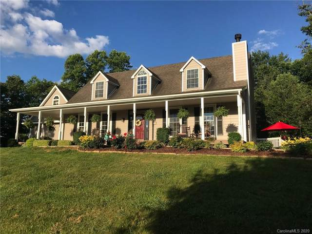 225 Hawks Crest Lane, Weaverville, NC 28787 (#3602676) :: LePage Johnson Realty Group, LLC