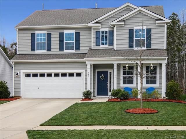 140 Paradise Hills Circle, Mooresville, NC 28115 (#3602723) :: MartinGroup Properties