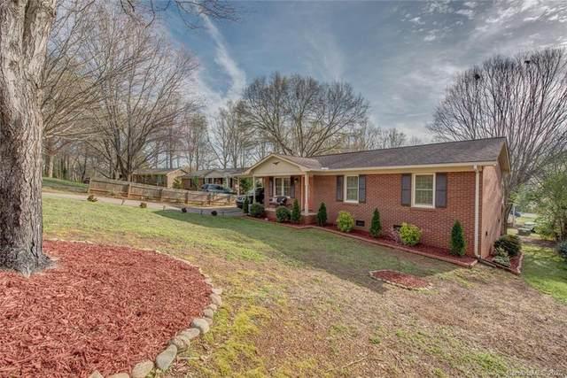 1155 N Woodhill Drive, Shelby, NC 28152 (#3602793) :: Rinehart Realty