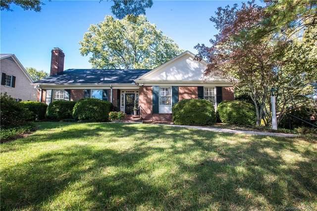 929 Mocksville Avenue #5, Salisbury, NC 28144 (#3602813) :: Rinehart Realty