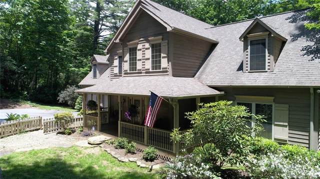 44 Old Mine Point, Lake Toxaway, NC 28747 (#3603106) :: MartinGroup Properties