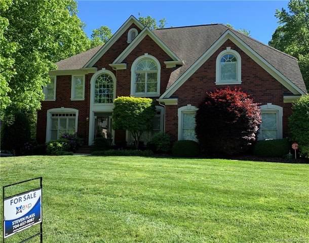 9914 Bayart Way #59, Huntersville, NC 28078 (#3603159) :: MartinGroup Properties