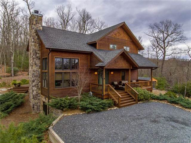 199 Walker Ridge, Little Switzerland, NC 28749 (#3603673) :: The Ramsey Group