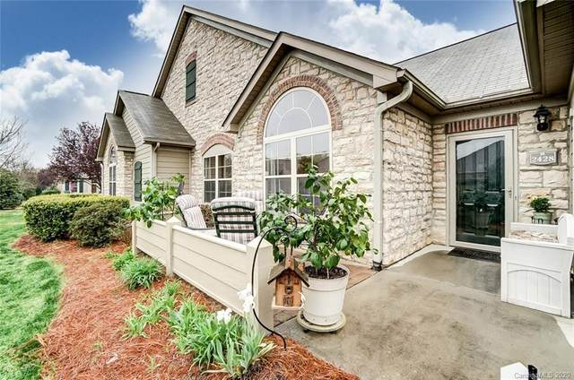 2428 Coltsview Lane, Matthews, NC 28105 (#3604203) :: LePage Johnson Realty Group, LLC