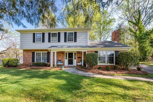 3901 Blowing Rock Way, Charlotte, NC 28210 (#3604263) :: TeamHeidi®