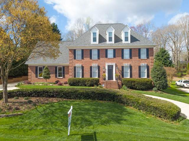321 40th Ave Drive NW, Hickory, NC 28601 (#3604331) :: MartinGroup Properties