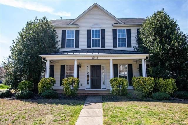 16903 Hugh Torance Parkway, Huntersville, NC 28078 (#3604974) :: MartinGroup Properties