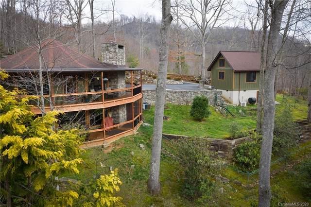 55 N Laurel Ridge Road, Maggie Valley, NC 28751 (#3605110) :: Wilkinson ERA Real Estate