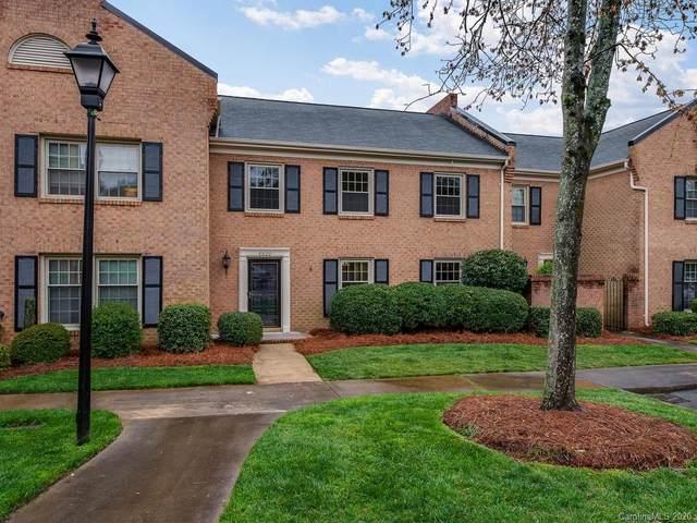 6820 Dumbarton Drive, Charlotte, NC 28210 (#3605322) :: Scarlett Property Group