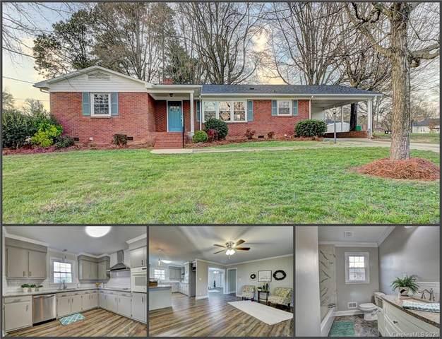 603 E Academy Street, Cherryville, NC 28021 (MLS #3605466) :: RE/MAX Journey