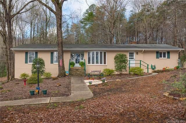 292 Huntington Road, Lake Lure, NC 28746 (#3605589) :: Caulder Realty and Land Co.