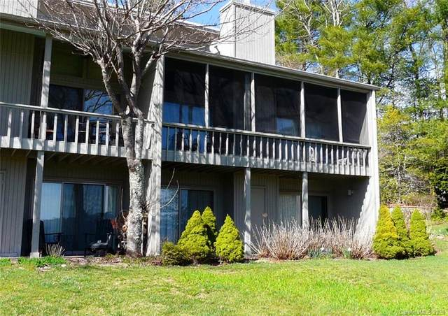 24 E Toxaway Shores Drive #21, Lake Toxaway, NC 28747 (#3605764) :: BluAxis Realty