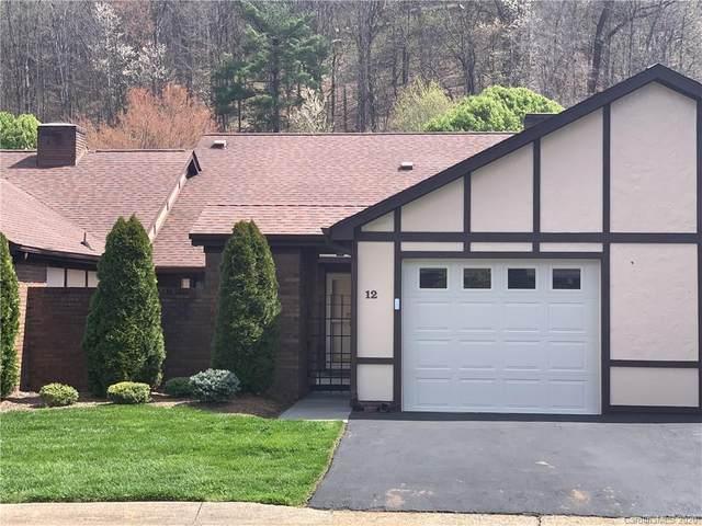 12 Bradford Circle, Waynesville, NC 28786 (#3605774) :: LePage Johnson Realty Group, LLC