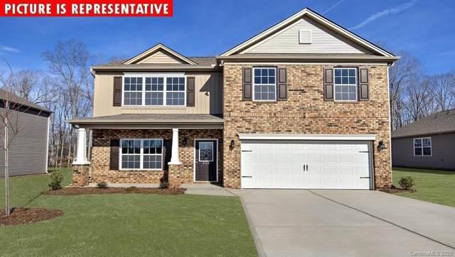415 Grantham Lane #38, Charlotte, NC 28262 (#3605790) :: LePage Johnson Realty Group, LLC