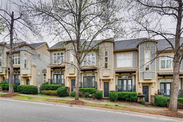 914 Garden District Drive #16, Charlotte, NC 28202 (#3605850) :: Carver Pressley, REALTORS®