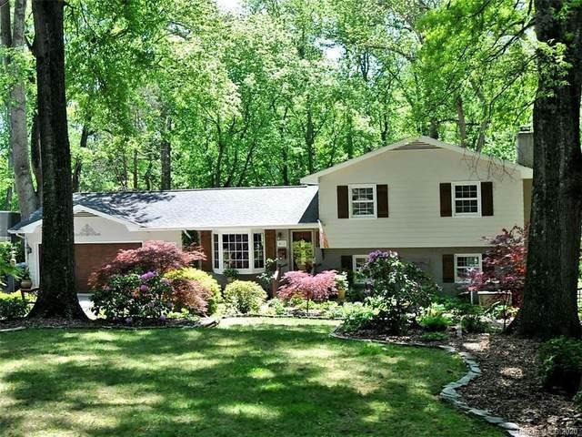 438 Wonderwood Drive, Charlotte, NC 28211 (#3605977) :: Zanthia Hastings Team