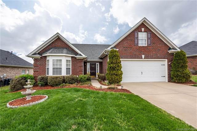 3347 Flagler Circle, Midland, NC 28107 (#3606261) :: LePage Johnson Realty Group, LLC
