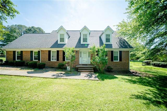 1212 Ridge Street, Albemarle, NC 28001 (#3606384) :: Miller Realty Group