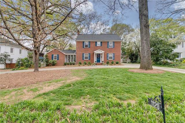 1120 Providence Road, Charlotte, NC 28207 (#3606462) :: LePage Johnson Realty Group, LLC