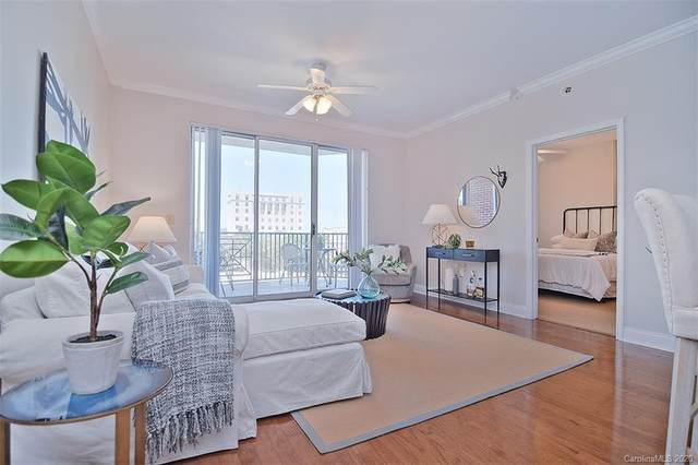 300 5th Street W #523, Charlotte, NC 28202 (#3606623) :: The Premier Team at RE/MAX Executive Realty