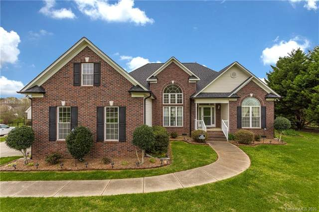 2820 Aprilia Lane, Monroe, NC 28112 (#3606728) :: LePage Johnson Realty Group, LLC