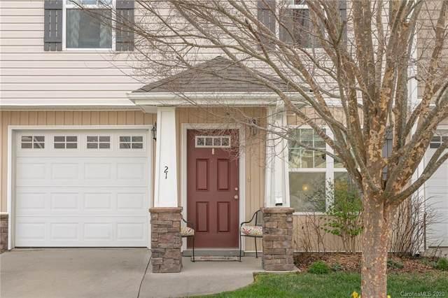 21 Loftin Street, Weaverville, NC 28787 (#3606902) :: Rinehart Realty