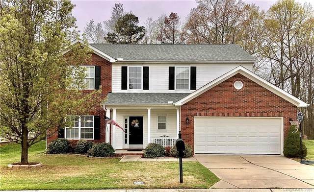 7001 Paddle Wheel Lane, Indian Trail, NC 28079 (#3606959) :: Rinehart Realty