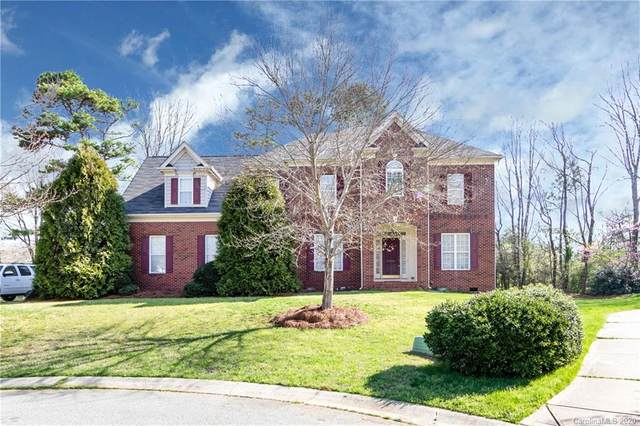 14208 Bald Cypress Court, Huntersville, NC 28078 (#3606978) :: Puma & Associates Realty Inc.