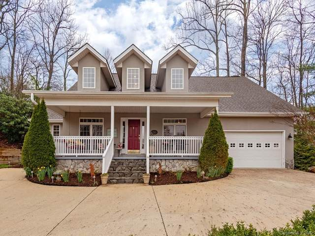 2503 Carriage Falls Court, Hendersonville, NC 28791 (#3607079) :: BluAxis Realty
