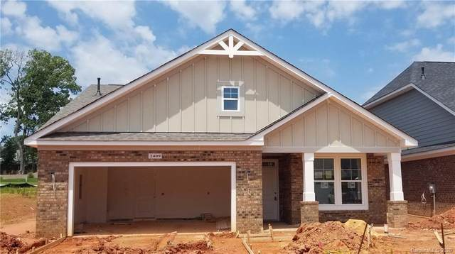 2409 Whispering Way #42, Indian Trail, NC 28079 (#3607211) :: MartinGroup Properties