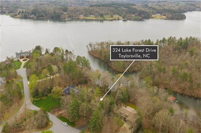 324 Lake Forest Drive, Taylorsville, NC 28681 (#3607352) :: Miller Realty Group