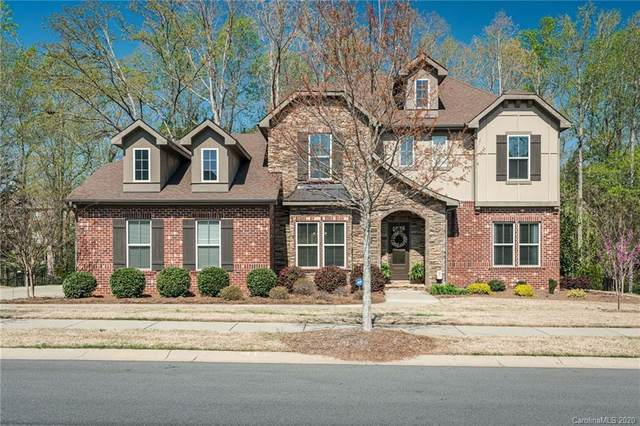 8707 Whitehawk Hill Road, Waxhaw, NC 28173 (#3607949) :: High Performance Real Estate Advisors