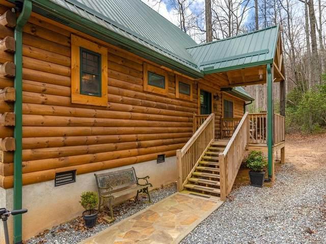 550 Deep Woods Lane, Saluda, NC 28773 (MLS #3608368) :: RE/MAX Journey