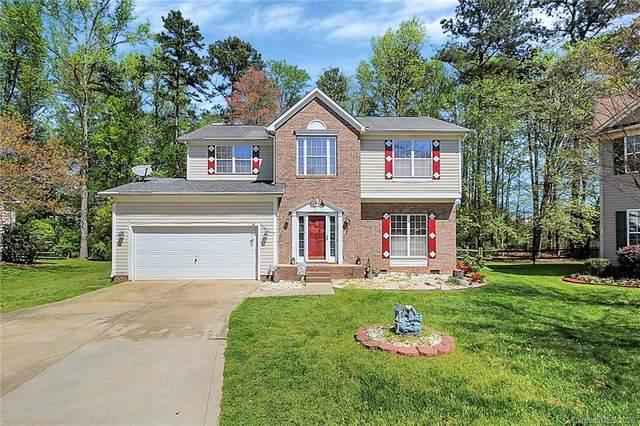 10029 Dauphine Drive #37, Charlotte, NC 28216 (#3608397) :: Cloninger Properties