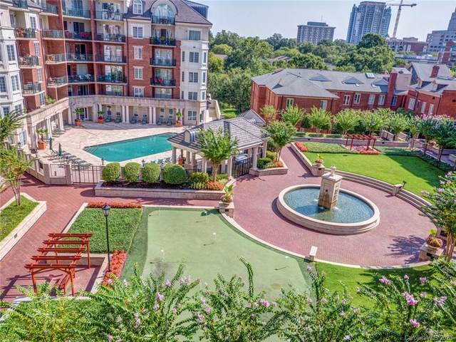300 W 5th Street #318, Charlotte, NC 28202 (#3608808) :: MartinGroup Properties