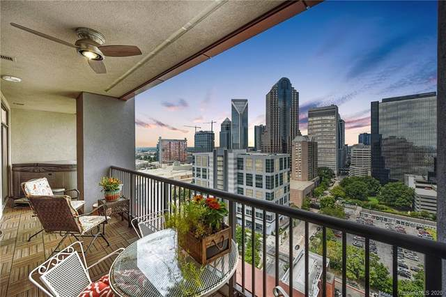 222 S Caldwell Street #1905, Charlotte, NC 28202 (#3608819) :: MartinGroup Properties