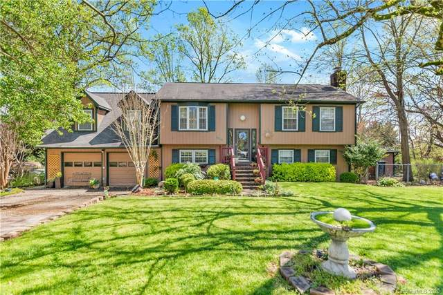 1616 Quail Hollow Court, Gastonia, NC 28052 (#3609063) :: TeamHeidi®
