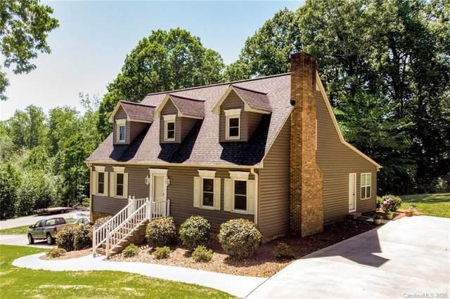 260 Ivy Lane, Mocksville, NC 27028 (#3609199) :: Caulder Realty and Land Co.
