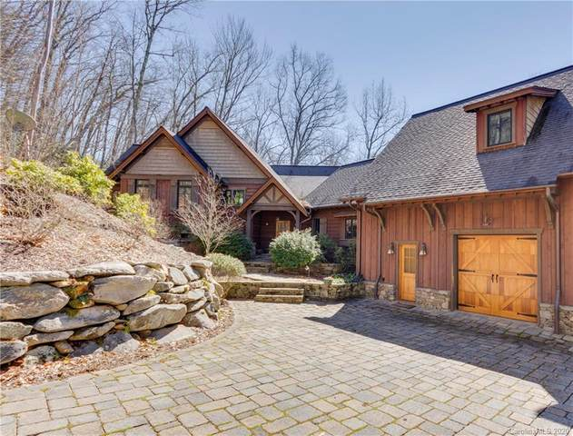 100 Boar Ridge Road, Sylva, NC 28779 (#3609654) :: MartinGroup Properties