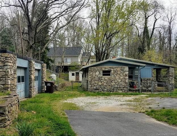 41 Hillcrest Road, Asheville, NC 28804 (#3609785) :: Besecker Homes Team