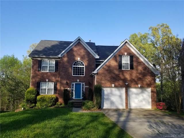 4129 Deerfield Drive, Concord, NC 28027 (#3610014) :: MartinGroup Properties
